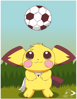 Active Pichu by pichu90