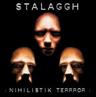 STALAGGH cd cover design by valkenburg