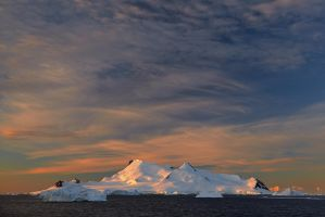 Marguerite Bay, Antarctica 2 by AlterEgoPhotography