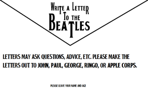 Letters to the Beatles by beatlemaniac420