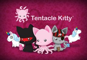 Tentacle Kitty by TentacleKitty