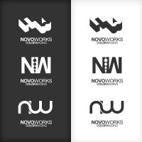 002. NOVO Works Logo pack by dFEVER