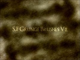 SF Grunge Brushes V2 by SiR-FrAggZaLoTt