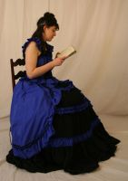 The Victorian Lady 41 by MajesticStock