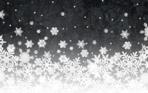 Snow Wallpaper by x1z0r