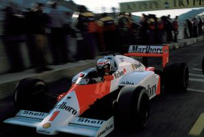 Alain Prost (Spain 1986) by F1-history