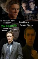 the dragonfly characters poster Daniel verson 1 by darkjoker15