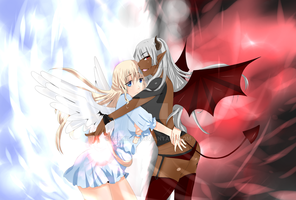 Angel and Demon by Jackilyn