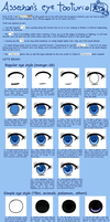 Assechan's eye tutorial...i can taech u by Assechan