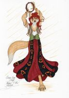 Vixen Dancer 2 by LordFenrir