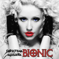 Christina Aguilera: Bionic COVER by Lil-Plunkie