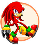 Sonic Adventure Upgrades: Knuckles by Seltzur-The-Hedgehog