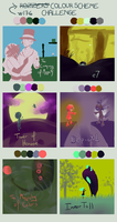 Color Scheme Games by LevitatingShrubbery