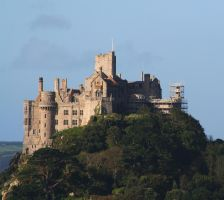St Michaels Mount 4 - Stock by GothicBohemianStock