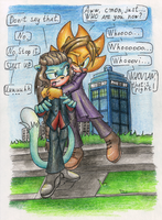 Don't Call Me A Whovian by KannaTC