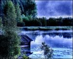 boathouse by KariLiimatainen