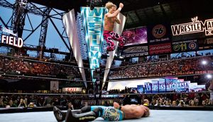 Shawn Michaels WrestleMania XIX by windows8osx