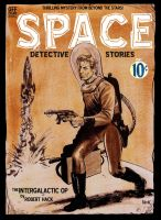 Space Detective Stories by RobertHack