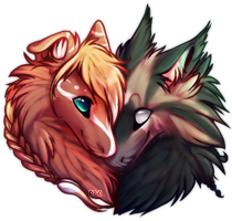Nuzzle by Peace-Colby