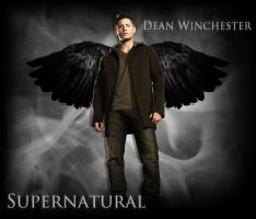 Supernatural - Dean Winchester by Vampiric-Time-Lord
