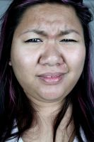 Real People Make Funny Faces: Mylien 2 by Estel-eAist