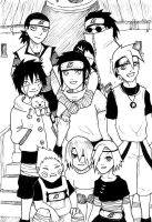 Naruto Dojin Chapter 3 by rainbowhamsters
