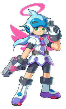Commission: Mighty Ekoro by ultimatemaverickx