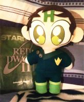 Rimmer plush by Arkeresia