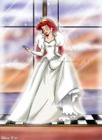 Wedding Ariel by RedPassion