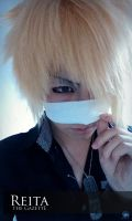 Reita Cosplay by jettyguy