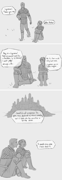 +no warden is an island pg 1 by against-stars