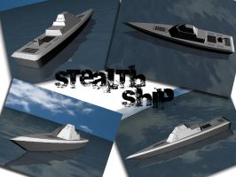 Battle 2021: StealthShip by Nyekon