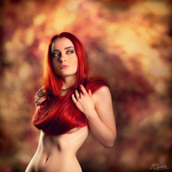 Red by annieparfi