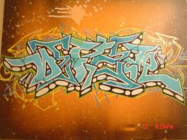 Graff by KenDeft