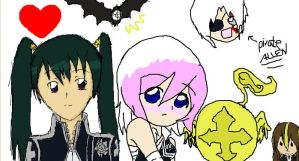 More DGM iscribble by sha-nisu