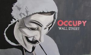 Occupy Wall Street by Wookie92