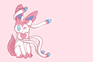 Sylveon by OranValeta