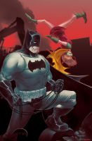 The Dark Knight Returns by JohnRauch