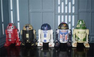 R2 Units by CyberDrone
