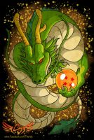 Shen Long by Therbis