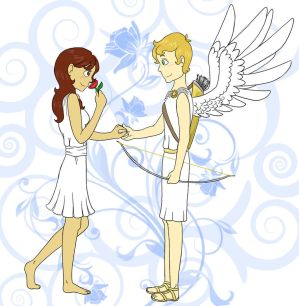 Cupid and Psyche -finished-
