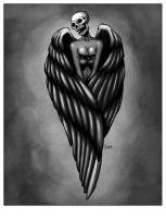 Death Angel by MyDyingRose