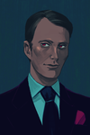 Lecter by feyuca