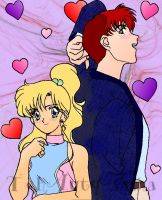 One of my Sailor Moon Fanfics by ToAtoneArt