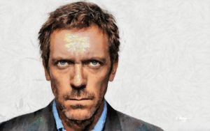 Dr. House by RHuggs