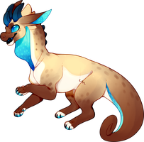 Drameleon Adopt : Siamese CLOSED by LastNight-Light