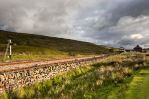 Blea Moor Station by CharmingPhotography