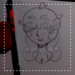 New Character pencil sketch version  by Sexyninjax