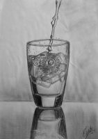 Glass of Water 2 by GTracerRens