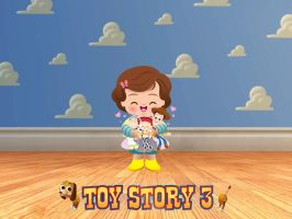 Toy Story Kawaii by NathalieHurtado